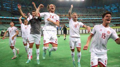 صورة إنجلترا تتألق برباعية وتتأهل لمواجهة الدانمارك في نصف نهائي يورو 2020