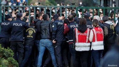 صورة أردوغان يُقيل رئيس جامعة البوسفور