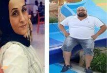 صورة أردنية تلحق بزوجها المصري بعد وفاته بـ45 دقيقة.. هذه آخر كلماتها