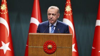 صورة أردوغان: تركيا مستعدة للتباحث مع طالبان