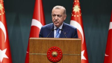 صورة أردوغان يرحب باعتراف الاتحاد الأوروبي باللقاح التركي