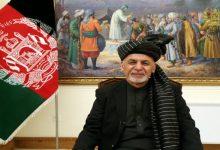 صورة أشرف غني: غادرت أفغانستان حقنا للدماء ولم يكن بحوزتي أي أموال