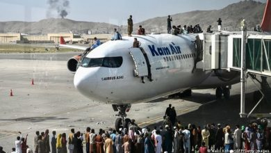 صورة أمريكا لرعاياها في أفغانستان: احذروا الاقتراب من مطار كابل