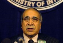 صورة أنباء عن اختيار علي جلالي لرئاسة حكومة مؤقتة في أفغانستان