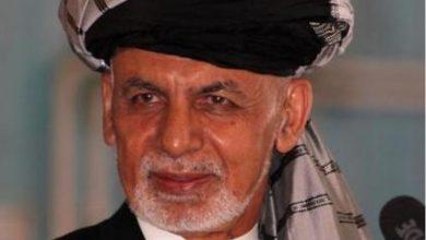 صورة أول رد من الرئيس الأفغاني السابق أشرف غني بشأن سرقته أموالا وهروبه من أفغانستان