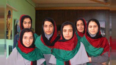 صورة إجلاء فريق الفتيات الأفغانيات للروبوتات إلى هذه الدولة الخليجية