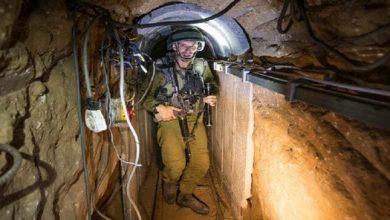 صورة إسرائيل تكشف عن شبكة أنفاق ضخمة لـ حزب الله في لبنان.. ومفاجأة بشأن الدولة التي ساعدت في حفرها