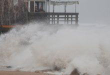 صورة إعصار بخطورة أزمة قلبية.. ملايين الأمريكيين يترقبون ويلات هنري
