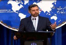 صورة إيران توجه رسالة للإمارات.. ولا تمانع استئناف التفاوض من السعودية