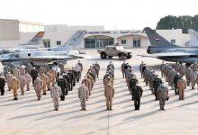 صورة اختتام فعاليات التدريب الجوي الإماراتي المصري زايد-3