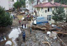 صورة ارتفاع عدد ضحايا السيول شمالي تركيا إلى 51 قتيلا