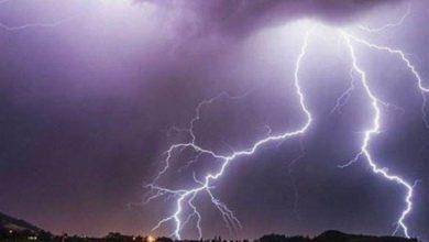 صورة الأرصاد تكشف توقعات حالة الطقس اليوم: أمطار رعدية ورياح وسيول على هذه المناطق