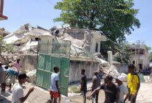 صورة الإصابات تلامس 10 آلاف.. وفيات زلزال هايتي تسجل 1941 قتيلا