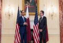 صورة الاتصال الثالث.. وزيرا خارجية قطر وأمريكا يبحثان الأوضاع في أفغانستان
