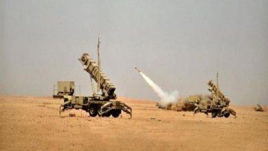 صورة التحالف يعترض ويدمر طائرة مسيرة ومفخخة أطلقت باتجاه خميس مشيط