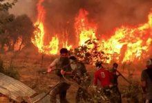 صورة الجزائر تعلن إخماد حرائق ولاية تيزى وزو واستمرار إطفائها في 35 ولاية
