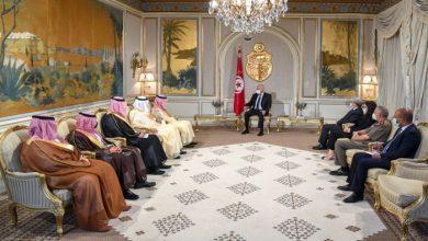 صورة الرئاسة التونسية: السعودية تعهدت بتقديم الدعم المطلوب بكافة المجالات