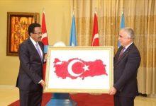 صورة الصومال يحتفي بالذكرى العاشرة لتدشين العلاقات الدبلوماسية مع تركيا