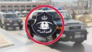 صورة القبض على مواطن أتلف 4 أجهزة رصد آلي في مكة المكرمة