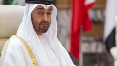 صورة الكاظمي يدعو ولي عهد أبوظبي للمشاركة في قمة دول الجوار العراقي