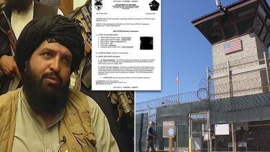 صورة الكشف عن هوية أحد قادة طالبان المشارك في خطاب النصر.. وعلاقته بأمريكا
