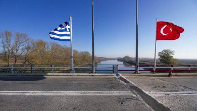 صورة اليونان تحتج على توقيف تركيا رئيس منظمة اجتماعية في أثينا
