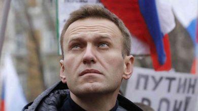 صورة بشأن تسميم نافالني.. بريطانيا تفرض عقوبات على 7 من المخابرات الروس
