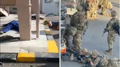 صورة بعدما أطلق الجيش الأمريكي النار عليهم.. الكشف عن عدد القتلى الأفغانيين في مطار كابل