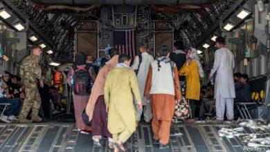 صورة بعد تحذيرات طالبان.. البنتاجون: نركز على إنهاء الإجلاء من كابل بنهاية أغسطس
