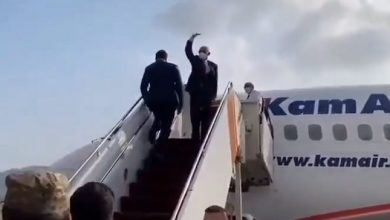 صورة بعد مغادرته كابل.. الرئيس الأفغاني السابق يفاجئ وسائل الإعلام بوصوله إلى هذه الدولة الخليجية