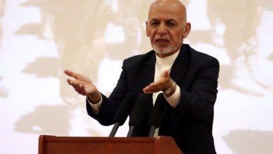 صورة بعد نفي مسقط.. مصدر أفغاني يؤكد مجددا وجود أشرف غني في عمان