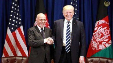 صورة بعد هروبه إلى الإمارات.. بماذا وصف ترامب الرئيس الأفغاني أشرف غني؟