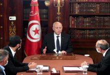 صورة بلومبرج: سعيد يقود تونس إلى السيناريو اللبناني