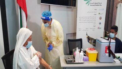 صورة بنسبة تطعيم بلغت 70%.. الكويت تقترب من تحقيق المناعة الجماعية ضد كورونا