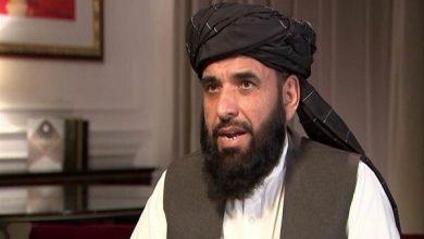 صورة بيان هام من متحدث طالبان بشأن مقابلته مع الإعلام الإسرائيلي