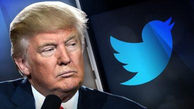 صورة ترامب يشن هجوما على تويتر بسبب طالبان