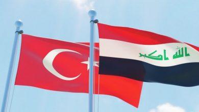صورة توقيع اتفاقية تعاون في الصناعات الدفاعية بين تركيا والعراق