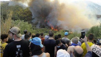 صورة حرائق الغابات.. الجزائر تقرر شراء 4 طائرات إطفاء برمائية روسية