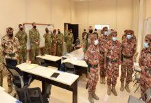 صورة ختام تمرين وادي النار 2021 بين الجيشين العماني والأمريكي
