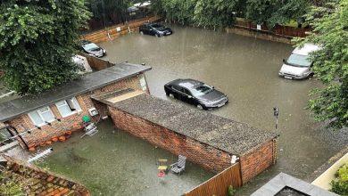 صورة دراسة: تغييرات المناخ تهدد لندن بالغرق خلال 10 أعوام
