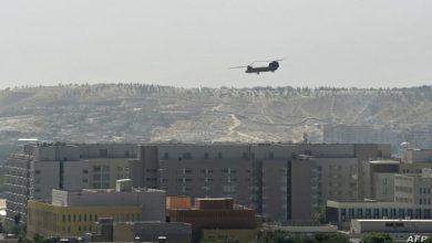 صورة دعوة لإجلاء الدبلوماسيين من كابل.. ومسؤول أمريكي: معظمهم غادر