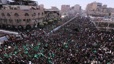 صورة دون التزام بإجراءات كورونا.. ملايين الشيعة يحيون يوم عاشوراء