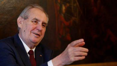 صورة رئيس التشيك يتهم مخابرات بلاده بالتجسس عليه