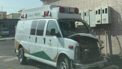 صورة سائق إسعاف يقطع 400 كم لإنقاذ مريض بالطائف.. وعند عودته كانت الكارثة