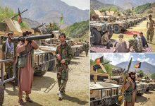 صورة شاهد تشكيل قوات عسكرية مسلحة ضد طالبان شمال كابل.. والكشف عن هوية قادتها