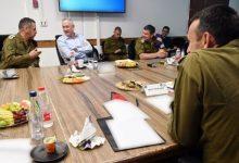 صورة صحيفة إسرائيلية: الجيش يدفع باتجاه ضرب إيران بعد هجوم ميرسر ستريت