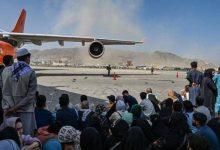 صورة طالبان تغلق الطريق المؤدي لمطار كابل وتسمح بمرور الأجانب فقط