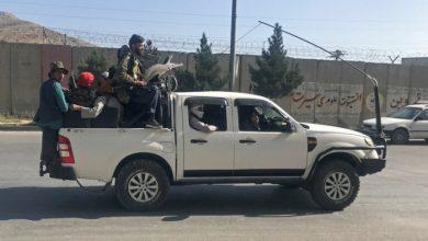 صورة طالبان: نعمل على توفير ممر سلس في مطار كابل