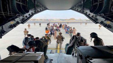 صورة في يوم واحد.. أمريكا تجلي 3 آلاف شخص من أفغانستان