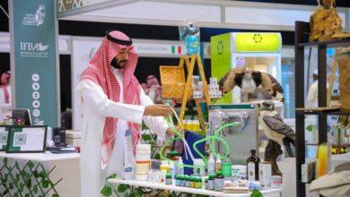 صورة قصة نجاح شاب سعودي في المزاد الدولي لمزارع إنتاج الصقور